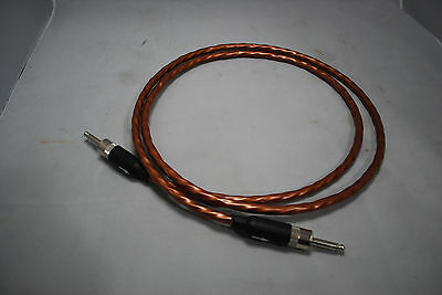 Alessandro Amp Three speaker cable 3' Ebay special new product