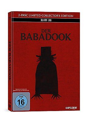 Der Babadook - Limited Collector's Edition - DVD + Blu-Ray Disc NEU + OVP!