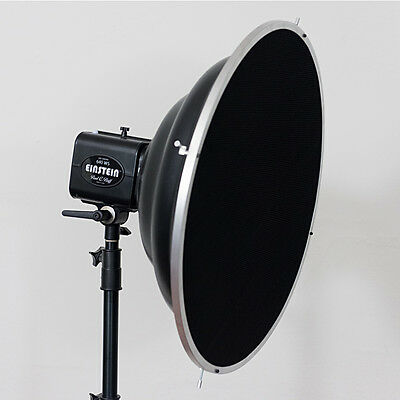 25° Black Honeycomb Grid for Kacey Beauty Dish -Also fits Profoto, Bron, etc.