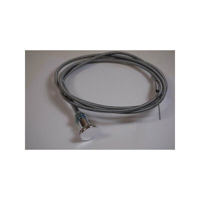 Racing Power Co (RPC) R2332 Chrome 6' Long Choke Cable Assembly