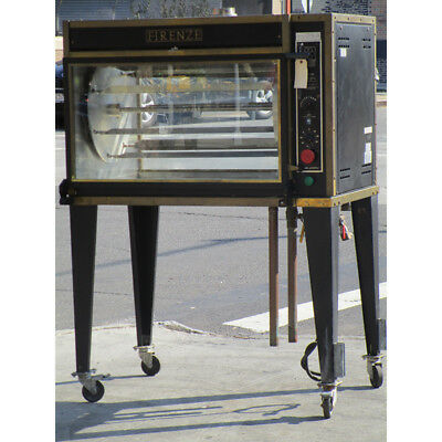 Hardt Firenze Gas Rotisserie, Great Condition