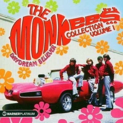 THE MONKEES - DAYDREAM BELIEVER COLLECTION VOL 1 (New CD) Best of Hits Inc She