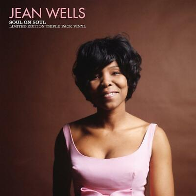 "JEAN WELLS - SOUL ON SOUL TRIPLE 7"" VINYL LIMITED EDITION PACK (New & Sealed)"