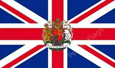 UNION JACK ROYAL FLAG - UNITED KINGDOM NATIONAL FLAGS Hand, 3x2, 5x3 Feet
