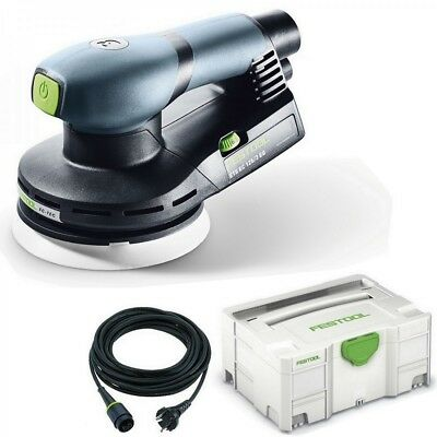 Festool Exzenterschleifer ETS EC 125/3 EQ-Plus Nr. 571894