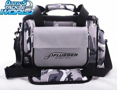Pflueger Camo Fishing Tackle Bag BRAND NEW at Otto's Tackle World