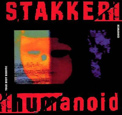 STAKKER HUMANOID - YOUR BODY ROBOTIC DOUBLE Vinyl LP Album (New/Sealed) LPTOT56