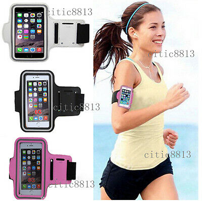 Sport Running Jogging Gym ArmBand Case Holder For Samsung Galaxy S3 S4/iPhone 6