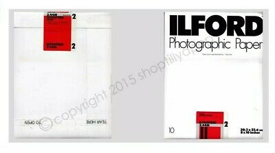 ilford Pearl medium weight Photography Paper 2.44m 10 sheets BNIB & Sealed