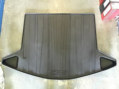 Mazda Cx-5 Factory Oem All Weather Cargo Tray New Exact Fit 2013-2016