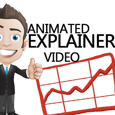 Explainer video for your business. Professional and unique animated explainers.