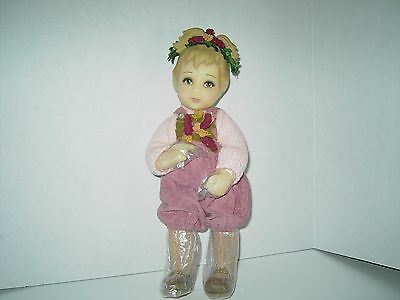 Marie Osmond Doll - Little Miss Muffet (Price Reduced was 48)