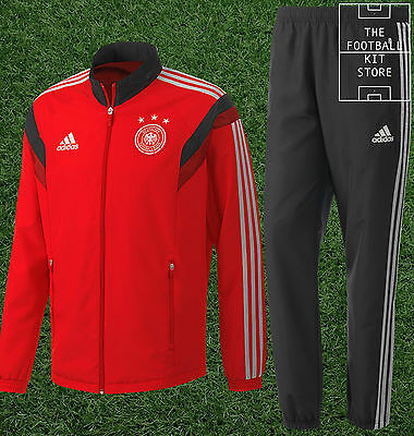 Germany Tracksuit - Official Adidas German Training Wear - Mens - All Sizes