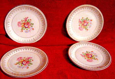 Taylor Smith Dessert/ Sandwich Plate Made by Lamode China Co.. 22KT