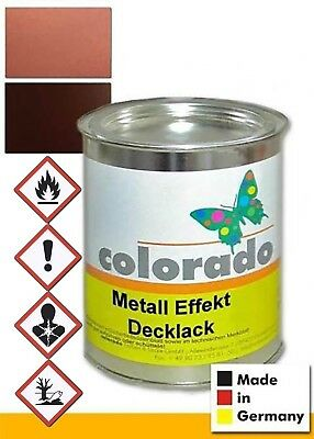 colorado Metall Effekt Lack - 1 L (24,95 € / 1 l)