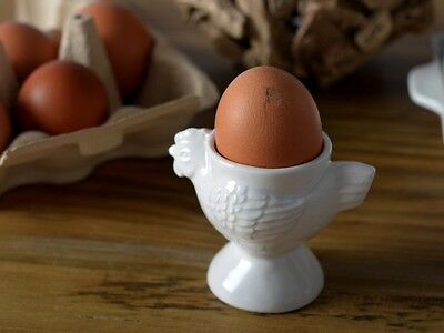 FARMERS MARKET Embossed Hen EGG CUP