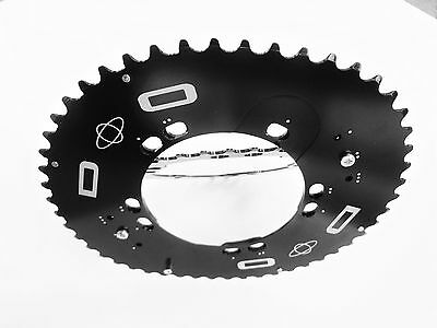 Set Chainring Dual-Oval 5 Arms Bcd110mm Fsa Sram Osymetric Rotor Doval
