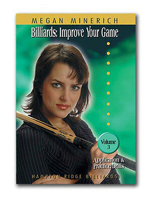 Billiards:Improve Your Game with Megan Minerich Vol Three
