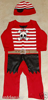 Infant Girls or Boys Halloween or Everyday 2 Piece Set