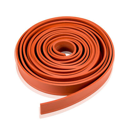 Squeegee Rubber - 3 Meter to fits all standard profile squeegee