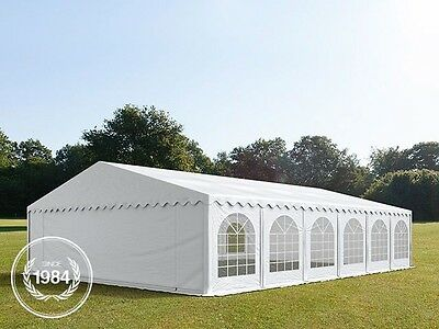 Heavy Duty 8x12 PVC Grand Marquee for Event Wedding Party Tent Canopy Gazebo