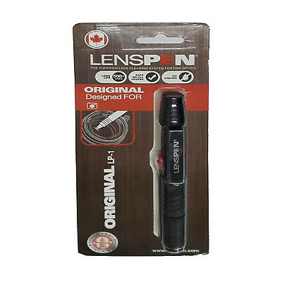 Original Lenspen Lp-1 Lens Cleaning Pen For Camera Filter Cap Camera Dslr Lenses