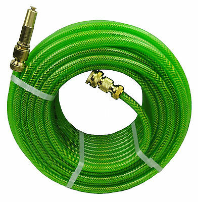 50M LAWN FLEX Light Weight Flexible Pressure Water Hose 12MM 10/10 Kink-Free