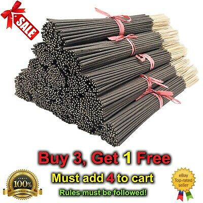 100 Bulk Pack Incense Sticks Hand Dipped Premium Quality Fragrance Oil Handmade