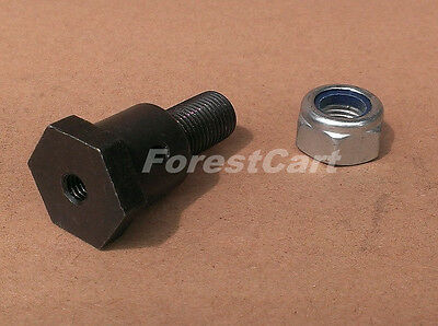 Upper King Pin Bolt & Lock Nut, for Bad Boy Buggies Classi (Part Number: 619237)