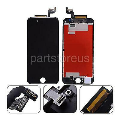 LCD Display 3D Touch Screen Digitizer Frame Assembly For iPhone 6S 4.7'' Black