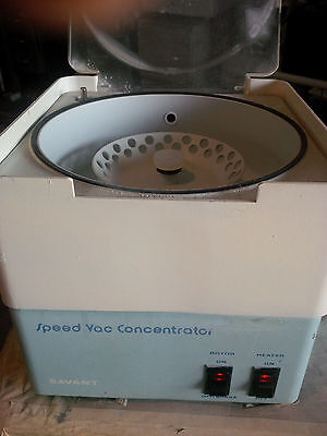 Savant SVC100H Bench Top Speed Vac Heated Concentrator Centrifuge ' miami '
