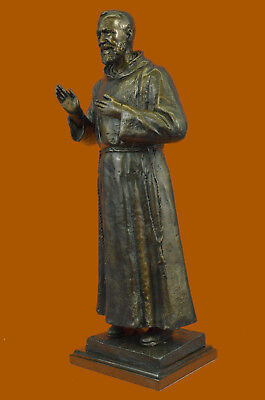 Handcrafted bronze sculpture SALE I Pio Saint Edition Limited Numbered &