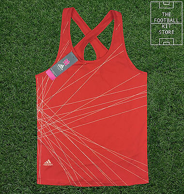 Adidas Womens Vest - Womens Gym/Running - All Sizes