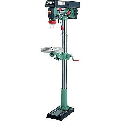G7946 Grizzly 5 Speed Floor Radial Drill Press