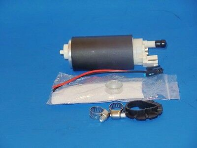 E3240 Electric Fuel Pump w/Strainer & Installation kits Fits:BMW & GM Cars