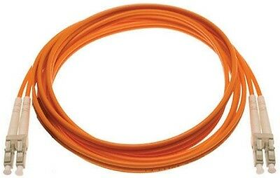 Patchcord duplex LC-LC OM1 2.0mm 62.5/125 Orange LSZH 5m