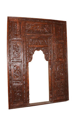 Indian Frame from Recycled Wood Very Hard