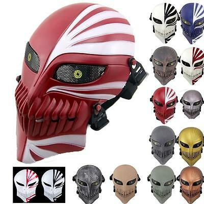 Hot CS War Game DEATH NOTE Airsoft Paintball  Protective Skull Halloween Mask E