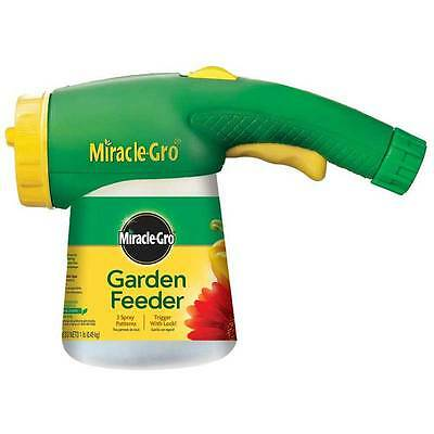 Garden Miracle-Gro Feeder Soluble Plant Food Lawn Care Hose Pipe Grass