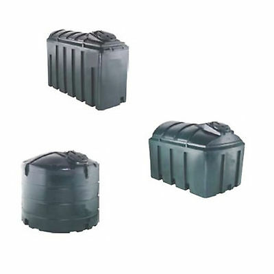 Bunded Oil Tanks | Approved by OFTEC | ISO9001  | With Fitting Kit,10yr warranty