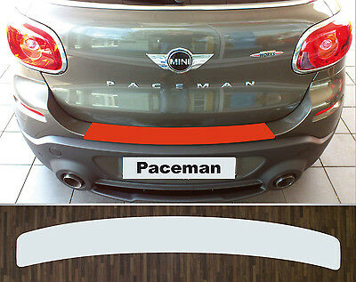 clear protective foil bumper transparent BMW Mini Paceman, Type R61, from 2013