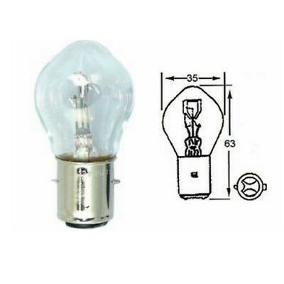 MCS NEW Honda CT 110 Postie Bike 12V 35/35W Replacement Euro Base Headlight Bulb