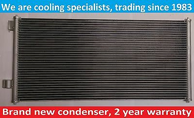 Brand New Condenser (Air Con Radiator) Ford Transit/tourneo Connect 2002 To 2012