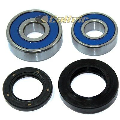Rear Wheel Ball Bearings Seals Kit Fits YAMAHA DT125 DT175 1975-1981