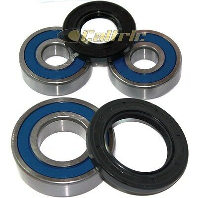 Rear Wheel Ball Bearings Seals Kit Fits YAMAHA FZ6R 2009-2015