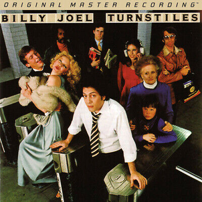 MOFI 2063 | Billy Joel - Turnstiles MFSL SACD