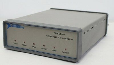 National Instruments GPIB-SCSI-A Controller IEEE-488