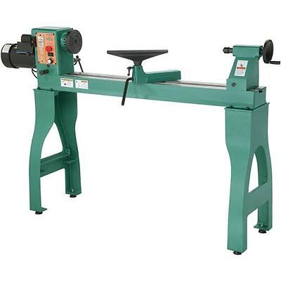 "G0632 Grizzly 16"" x 42"" Variable-Speed Wood Lathe"