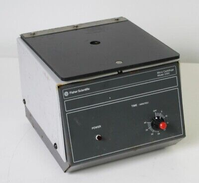 Fisher Scientific Micro-Centrifuge Model 235C with 20 Place Rotor