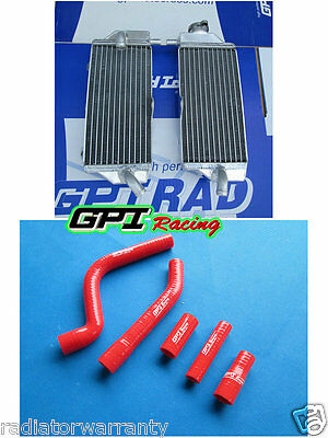 FOR Yamaha YZF250 YZ250F YZ 250 F  2010 2011 2012 2013 radiator and hose